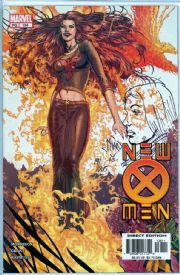 New X-Men #134 Signed Ethan Van Sciver Remarked Phoenix Sketch Jay Company COA Ltd 25 Marvel